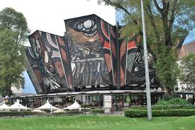 David Alfaro Siqueiros Mural Olvera Street by David Alfaro Siqueiros Biography Painter Military Personnel