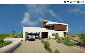 100 Modern House Design Photo Minecraft Ideas For Android APK Download