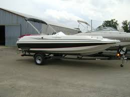 Hurricane Fun Deck 201 by Kent U0027s Harbor Indiana U0027s Premier Hurricane Rinker Boat Dealership