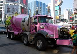 100 Pink Truck File Cement Mixer Truck In Canadajpg Wikimedia Commons