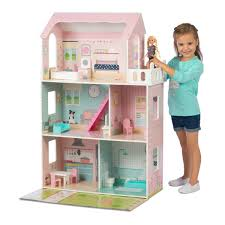 Miniature Bathroom Toy Dollhouse Furniture Accessories For Barbie