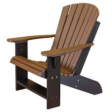 amish polywood adirondack chair with footrest upgrade choose