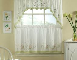 White French Country Kitchen Curtains by Curtains Cool Black And Red Country Curtains Suitable Red And