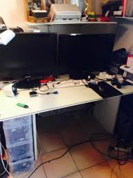 sur le bureau un bureau debout cuk ch
