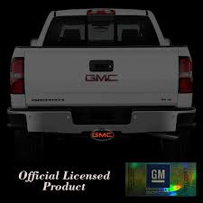 GMC Hitch Cover Black For GMC Truck | SUV Official Licensed Lighted ...