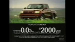 Toyota Tundra | Television Commercial | 2003 - YouTube Toyota Tundra Television Commercial 2003 Youtube Truck Cap By Are Full Installation Vehicles Uk Vintage Truck On The Highway In Nicaragua Central America Made A Reallife Tonka And Its Blowing Our Childlike Stock Photos Images Alamy 2014 Hlighted In Three New Commercials Us Special Operators Want Super Vehicle They Can Dguise As Best Of 20 Photo Trucks Cars Toyota Dyna 2007 For Sale Or Rent Qatar Living