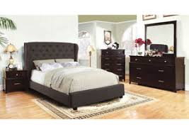 Eastern King Platform Bed by Bedrooms Broadway Furniture