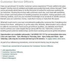 Cashier CV Example