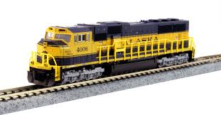 98 N Scale Trucks EMD SD70MAC Precision Railroad Models