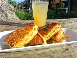 99 Seabirds Food Truck Vegan Grilled Cheese Crisp At KItchen CM Finds