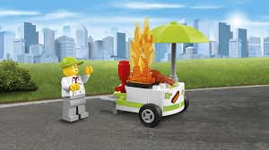 Fire Station 60110 - LEGO City Sets - LEGO.com For Kids - MY
