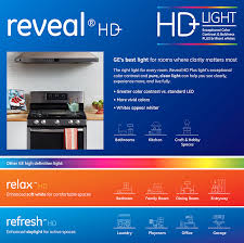 ge 60w equivalent reveal 2 850k high definition a19 dimmable led