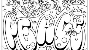 Coloring Pages Graffiti Names Omg Another Book