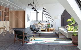 100 Attic Apartments Design Interior Luxury Decorating Bedroom Ideas