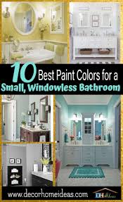 10 Best Paint Colors For Small Bathroom With No Windows | Home Decor ... Marvellous Small Bathroom Colors 2018 Color Red Photos Pictures Tile Good For Mens Bathroom Decor Ideas Hall Bath In 2019 Colors Awesome Palette Ideas Home Decor With Yellow Wall And Houseplants Great Beautiful Alluring Designs Very Grey White Paint Combine With Confidence Hgtv Remodel Elegant Decorating Refer To 10 Ways To Add Into Your Design Freshecom Pating Youtube No Window 28 Images Best Affordable