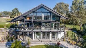 100 German House Design Huf Haus In Rural England Hits Market For 125 Million Mansion Global