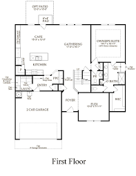 Centex Homes Floor Plans by Furman New Home Plan Charlotte Nc Pulte Homes New Home