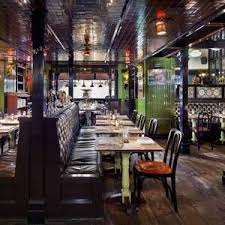 The Breslin Bar Menu by The Breslin Bar And Dining Room Restaurant New York Ny Opentable