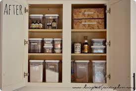 Organizing Kitchen Cabinets Organizing Kitchen