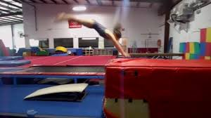 Usag Level 3 Floor Routine Tutorial by Rec Level 3 Vault Youtube