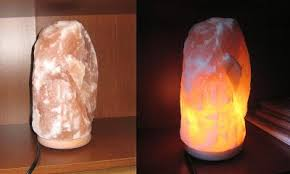 Salt Lamps Walmart Canada by Himalayan Ionic Natural Salt Lamp Approx 11 Lbs Walmart Com