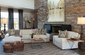 Transitional Living Room Leather Sofa by Impressive Sofa With Chaise Trend Other Metro Transitional Living