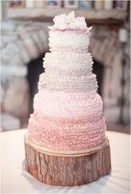 Pink Wedding Cakes 2013 3