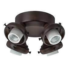 Hunter Prestige Ceiling Fan Light Kit by Hunter Ceiling Fans Prestige Fan 54016 Willowcrest Light Kits For
