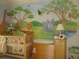 Image Of Baby Boy Room Decor Jungle