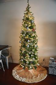 Slim Pre Lit Christmas Trees by Skinny Minnie Christmas Tree U2013 Hello Militello