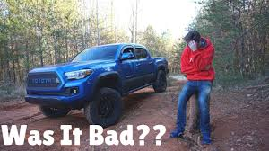 100 Where Are Toyota Trucks Made I One MISTAKE Lifting My Tacoma YouTube