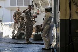 I Mef Dts Help Desk by The Marines Have Landed First Ever Los Angeles Fleet Week U003e I