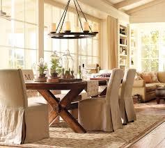 helles wohn esszimmer gemütlich modern mit kronleuch