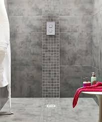 Grey Tiles With Grey Grout by Bathroom Tiles Grey Interior Design