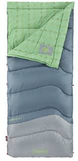100 Foot Cozy Coleman WOMANS 40 Sleeping Bag And 11 Similar Items