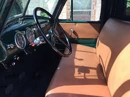 1952 Chevrolet 3600 For Sale #1916842 - Hemmings Motor News | The ... 1947 53 Chevy Truck Chrome Grille Youtube Rocky Mountain Relics Chevrolet Skunk River Restorations Vintage Parts Classic Car A 1952 Ford F1 Pro Touring Radical Renderings 1954 Chevy Pu Interior Interior Jpg Photo 6 Pickup Searcy Ar 3600 For Sale 1916842 Hemmings Motor News The Pick Up Green Visor Half Ton Short Box 2 Jim Carter Busted Knuckles Image Gallery