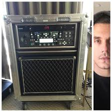 Best Frfr Cabinet For Kemper by John Mayer U0027s New Traveling Practice Rig Is A Kemper The Gear Page