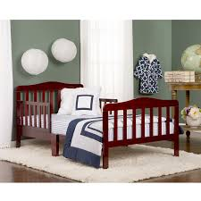 Amazon Dream Me Classic Toddler Bed Cherry Toddler Bed