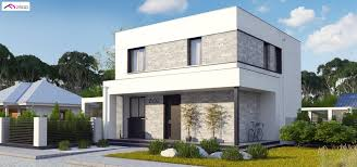 100 House Design Project Design Zx92 A Simple 2storey House With A Flat Roof