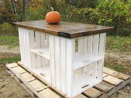 Wooden Crate Bench How To Make 14 Crates Furniture Design Ideas Decor Inspiration