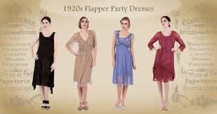 Creative Flapper Girls Dresses 1920s Party 1920