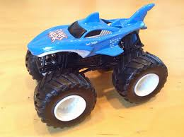 100 Shark Wreak Monster Truck Julians Hot Wheels Blog Jam