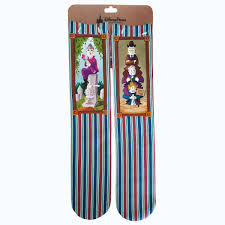 Disney Parks Disneyland The Haunted Mansion Novelty Socks