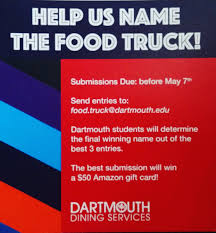 Dartmouth Food Truck On Twitter: