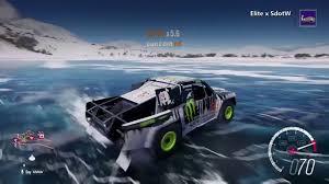 FH3 POLARIS RZR-MONSTER ENERGY PRO 2 TROPHY TRUCK.Drift/Snow&Ice ...