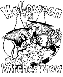 Free Halloween Coloring Pages Crayola