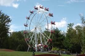 Christmas Tree Farm Near Lincoln Nh by Christmas Ferris Wheel All Things Santa U0027s Village Pinterest
