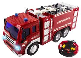 100 Fire Trucks Unlimited Amazoncom Remote Control Truck RC Truck Rescue Heroes 116
