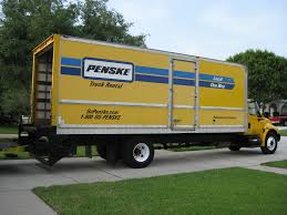 100 Box Truck Rentals Penske Rental International 4300 Morgan With