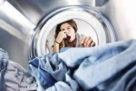 odeur linge machine a laver mauvaises odeurs de machine à laver les supprimer dwého